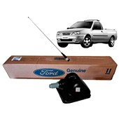 Base + Haste da Antena do Teto Courier 2007 2008 2009 2010 2011 2012 2013 1.6 Zetec Rocam Flex 8V 89FB18828AE_89FB18A886AD