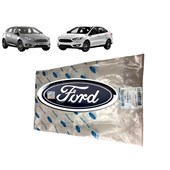 Emblema Logotipo FORD Parachoque Dianteiro Focus 2016 2017 2018 2019 2.0 Duratec Direct Flex 16V C1BZ8213A